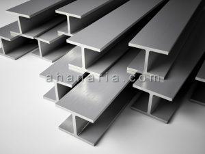 جدول سایز تیرآهن