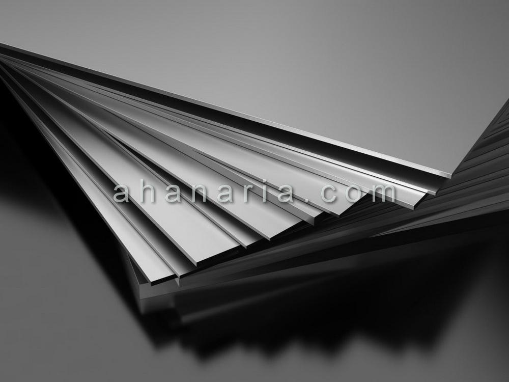 ورق کربن استیل (سیاه )